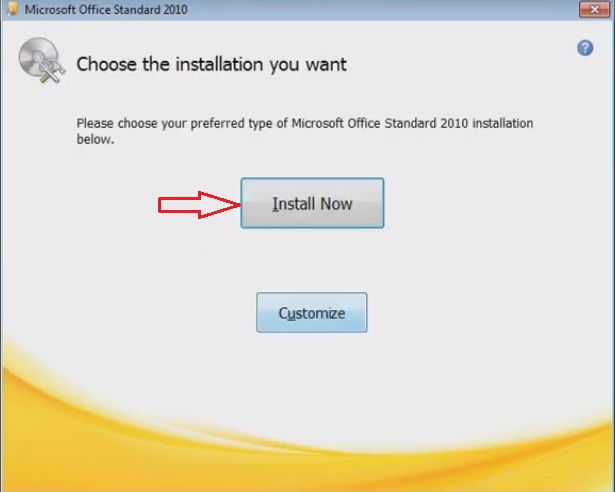 How to install Microsoft Office 2010 for Windows 10 8 7