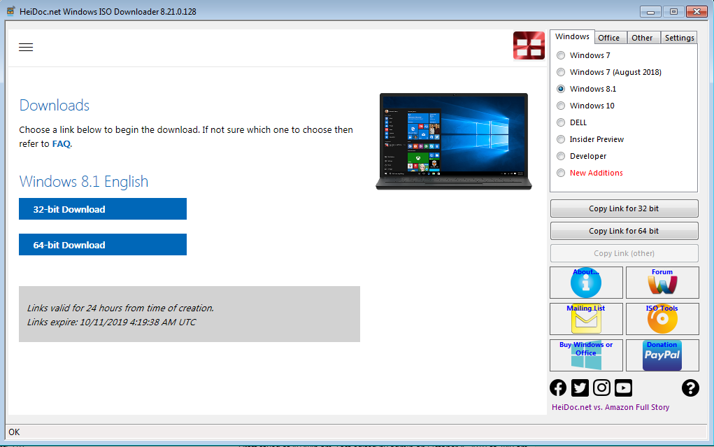download-Windows-8.1-ISO-32-bit-64-bit-by-tool