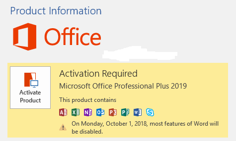 features-of-MS-office-2019-will-be-disabled